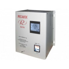 Настенный стабилизатор напряжения Ресанта АСН-10000 Н/1-Ц Lux