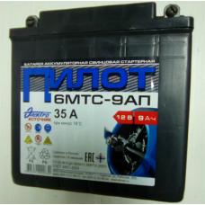 Аккумулятор Пилот 6МТС-9АП