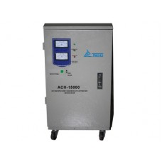 Электромеханический однофазный стабилизатор напряжения ТСС АСН-15000К