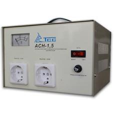 Электромеханический однофазный стабилизатор напряжения ТСС АСН-1,5