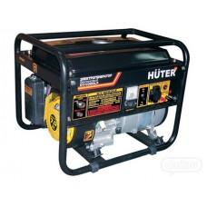 Бензиновый генератор HUTER DY4000LX-электростартер