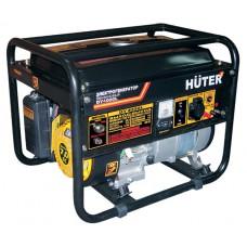 Бензиновый генератор HUTER DY4000L+ масло