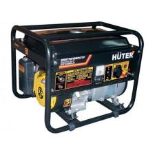 Бензиновый генератор HUTER DY4000LX-электростартер+ аккумулятор+ масло