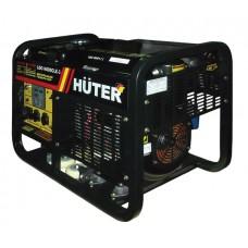 Дизельный генератор Huter LDG14000CLE-3 фазы