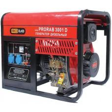 Дизельный генератор PRORAB 3001 D