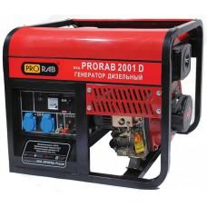 Дизельный генератор PRORAB 2001 D