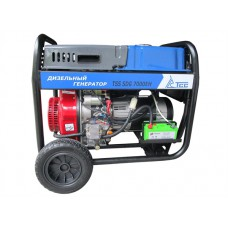 Дизельный генератор TSS SDG 7000 EH