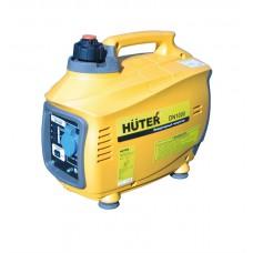 Бензиновый инверторный генератор HUTER DN1000+ масло