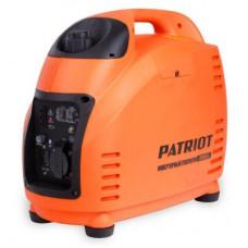 Бензиновый инверторный генератор PATRIOT 2000i+ масло