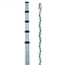 Рейка нивелирная телескопическая ADA ST-5 (5м)