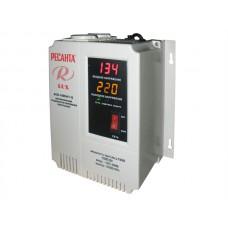 Настенный стабилизатор Ресанта АСН-1000 Н/1-Ц Lux