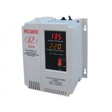 Настенный стабилизатор напряжения Ресанта АСН-1500 Н/1-Ц Lux