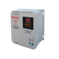 Настенный стабилизатор напряжения Ресанта АСН-3000Н/1-Ц Lux