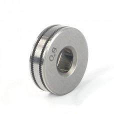 Ролик подачи проволоки 0,8/0,9 мм зубчатый для WMA 185ALM, 205ALM