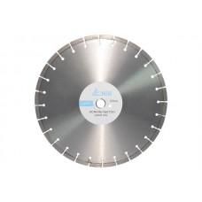 Алмазный диск Д-400 мм, сухой рез (ТСС, premium)