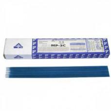Сварочные электроды ЛЭЗ МР-3С(синие) d 2.5 мм 1 кг