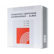Сварочная проволока алюминиевая AlMg5 d.1.2мм 2кг D200