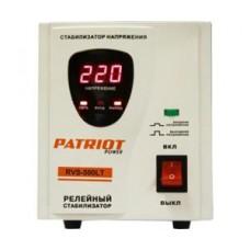 Релейный стабилизатор Patriot Power RVS-500LT