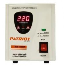Релейный стабилизатор Patriot Power RVS-1000LT