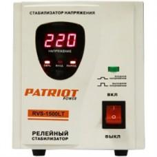 Релейный стабилизатор Patriot Power RVS-1500LT