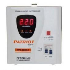 Релейный стабилизатор Patriot Power RVS-3000LT