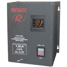 Стабилизатор пониженного напряжения Ресанта СПН-8300