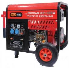 Сварочный дизельный генератор PRORAB 5001 DEBW